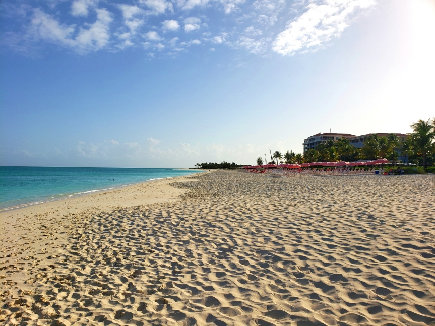 Musings from Turks & Caicos – my first island solotrip